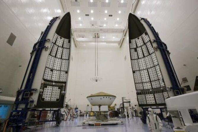 Sonda czeka już na rakiecie / NASA