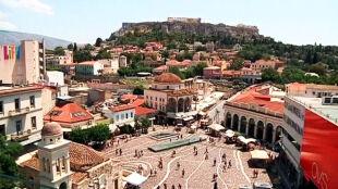 Zamieszki w Grecji turystyczną atrakcją?