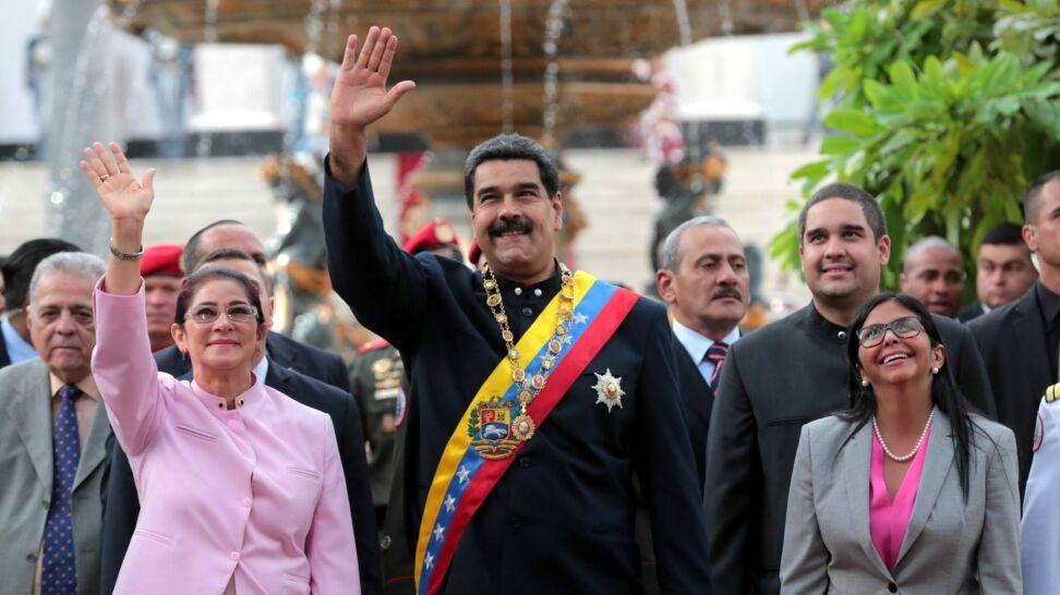 Trump: mamy wiele opcji wobec Wenezueli, w tym militarną