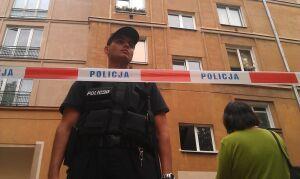 Eksmisja w centrum miasta. Wynosili protestujących