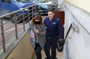 Podejrzanej grozi 5 lat więzienia ksp