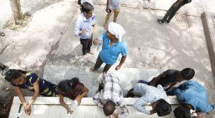 Śmiertelna susza w Indiach (PAP/EPA)